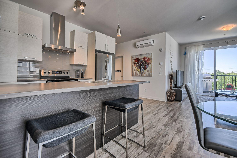 Condos 3 chambres en location dans les Laurentides - Notre Projet M3