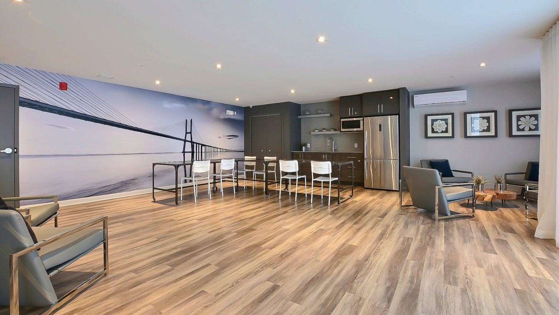 Entree - Condos neufs en location à Mascouche - Notre Projet QUARTIER 7